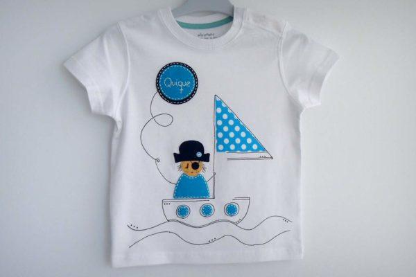 Camiseta «Pirata oh, oh, oh»