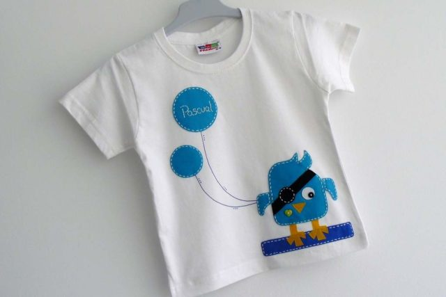 "Camiseta ""Tweet pirata"""