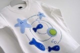 camiseta personalizada artesanal a mano remolino marino-002