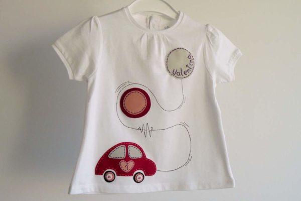 Camiseta «Paseo en coche»