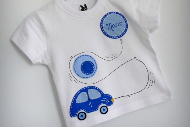 camiseta-personalizada-fieltro-a-mano-artesania-paseo-en-coche 004
