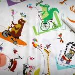 Inkalily- Animales en bicicleta