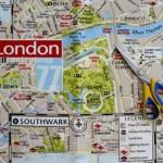 London mapa loneta