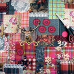 Love Patchwork - loneta