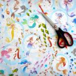 Sirenas de colores - Inkalily