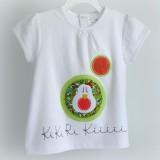 camiseta fieltro personalizada artesania hecho a mano kikirikiii 05