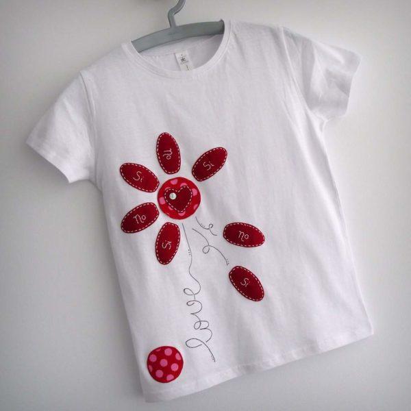 Camiseta «Me Quiere, No Me Quiere»