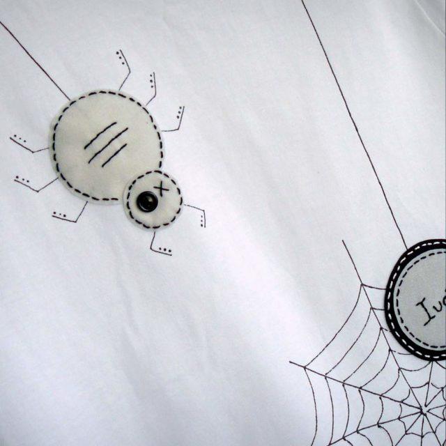 """Camiseta """"Spider"""""""
