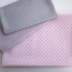 clasico rosa gris - pique