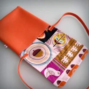 bolso bandolera simil piel mini coquetona artesania hecho a mano-009