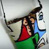 bolso bandolera juvenil artesania hecho a mano 001