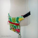 bolso para cintura personalizado estampado caperucita punt a punt-002
