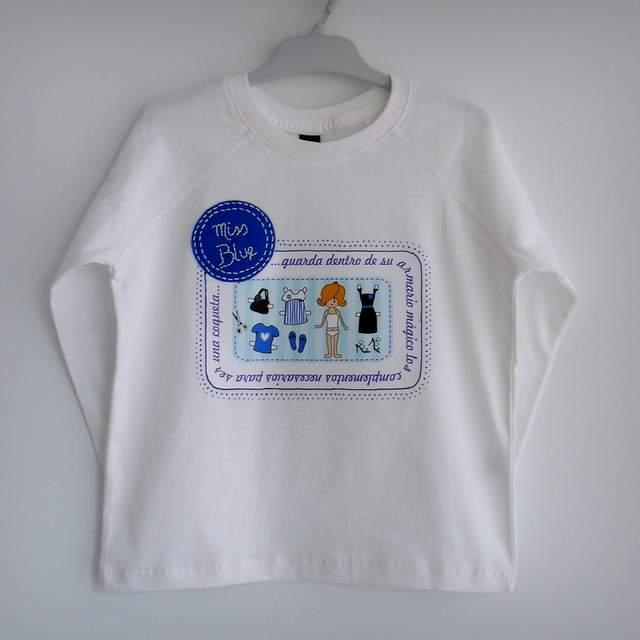 camiseta armario magico transferible personalizada 003