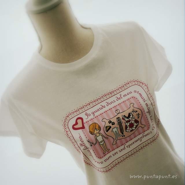 camisetas fallera artesanal sin personalizar con nombre 002