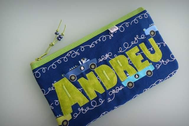 estuche escolar personalizado artesania letras bordadas-007