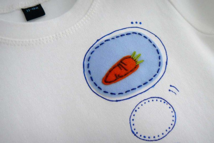 camiseta-personalizada-fieltro-a-mano-artesania-sonando-zanahorias 003