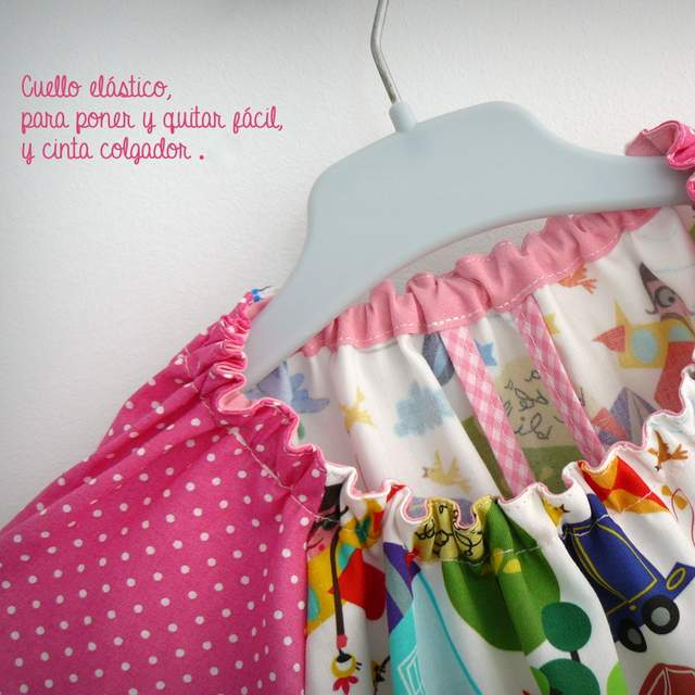 bata escolar infantil babero artesanal personalizado-001