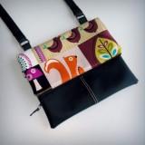 bolso bandolera para mujer con tejano o simil piel-001