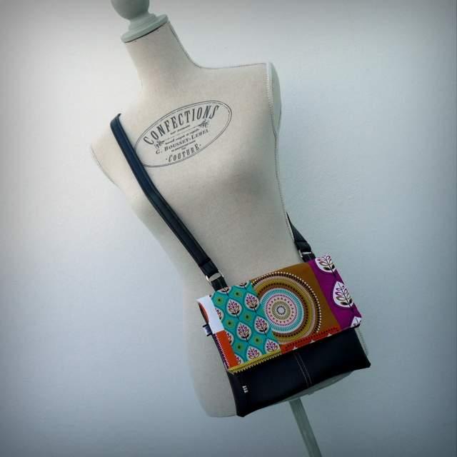 bolso bandolera para mujer con tejano o simil piel-003