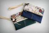 bolso de mano para mujer artesanal personalizado clutch-008