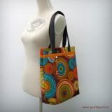 bolso ligero para mujer personalizado artesanal con asas-004