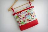 bolso para sillita de paseo infantil auxiliar plus spring rojo-002