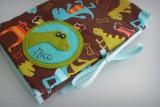 cambiador plegable bebe artesanal personalizado 001