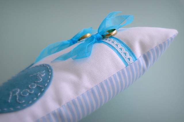 cojin alianzas boda personalizado artesanal-002