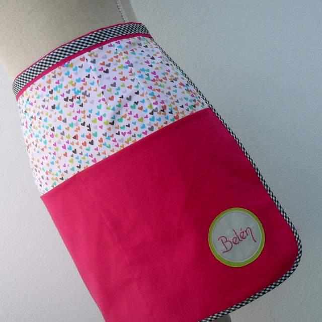 delantal de cintura para mujer personalizado artesanal-002