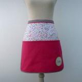delantal de cintura para mujer personalizado artesanal