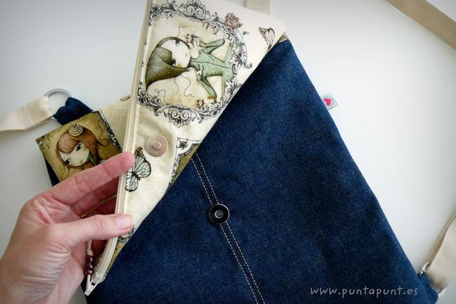 mochila comoda y ligera tejano artesanal back bag punt a punt-004
