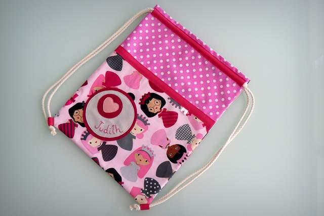 saco infantil artesanal mochila personalizado 003