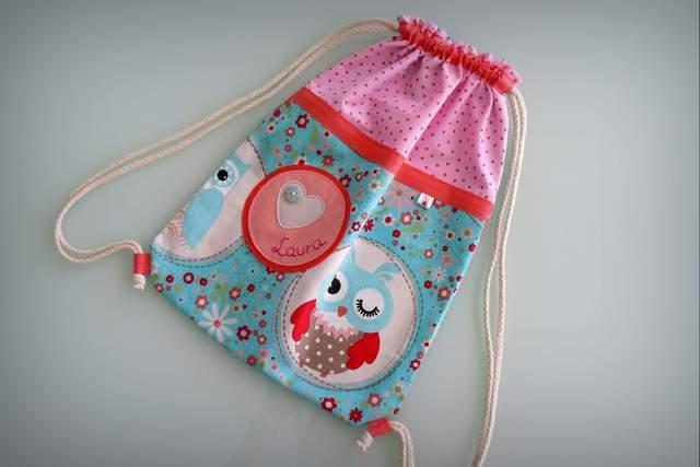 saco infantil artesanal mochila personalizado 005