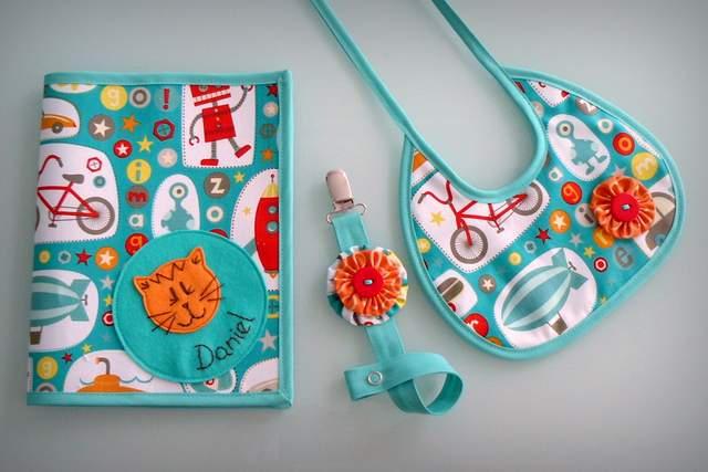 set basico para bebe artesanal personalizado-004