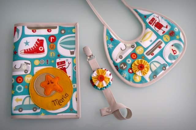 set basico para bebe artesanal personalizado-006