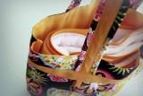 set bolso mujer y toalla playa personalizado artesanal-002
