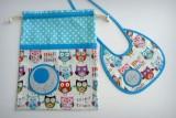 set merienda infantil bebe artesanal personalizado 001