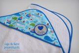 toalla-capa-bebe-personalizada-tonos-azules-punt-a-punt