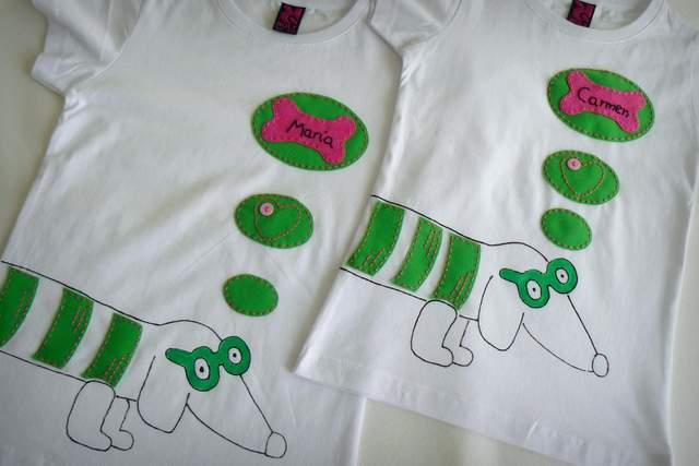camiseta personalizada artesanal bordada a mano-002