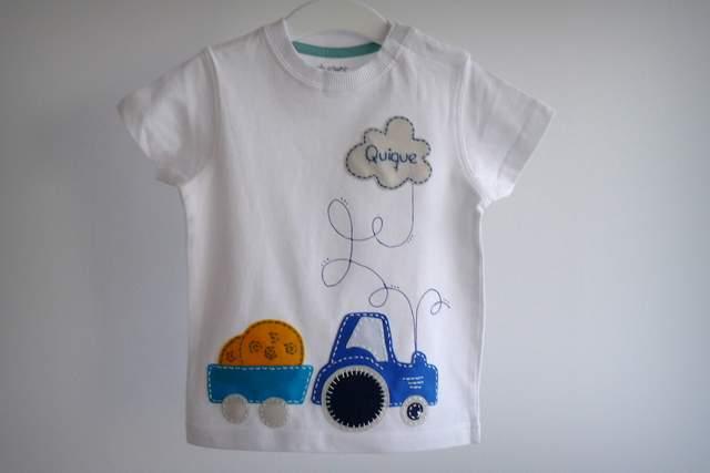 camiseta personalizada artesanal bordada a mano-013