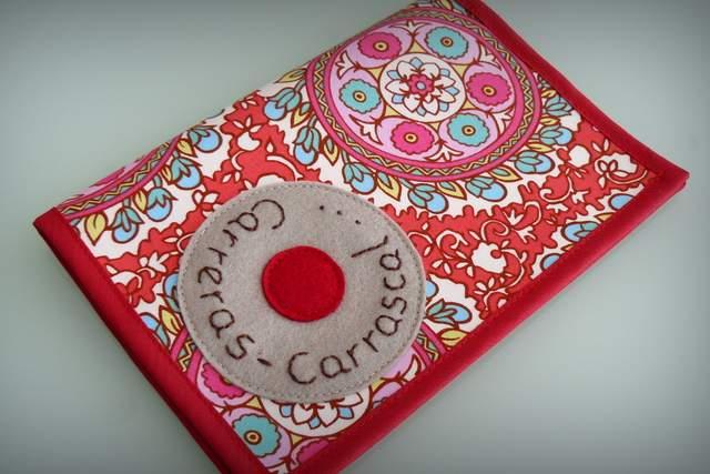 funda para libro de familia personalizada artesanal-003
