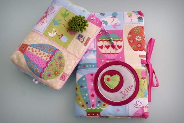 set de bebe personalizado varias piezas artesanal punt a punt-004