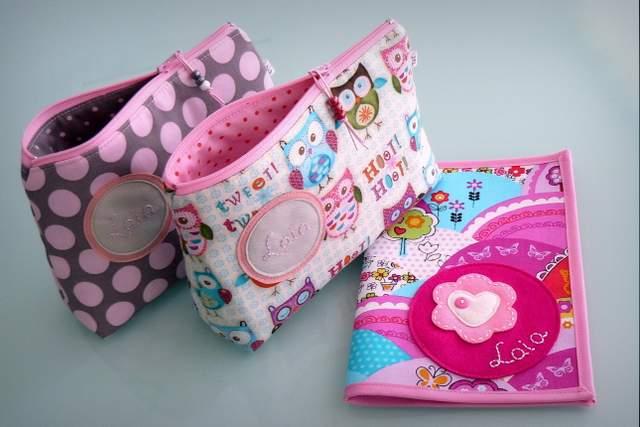 set de bebe personalizado varias piezas artesanal punt a punt-005