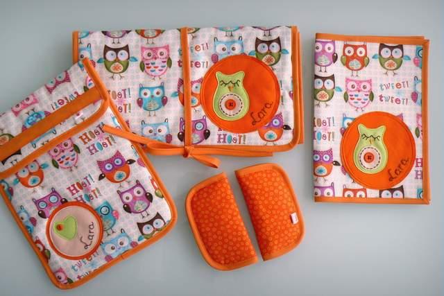 set de bebe personalizado varias piezas artesanal punt a punt-007