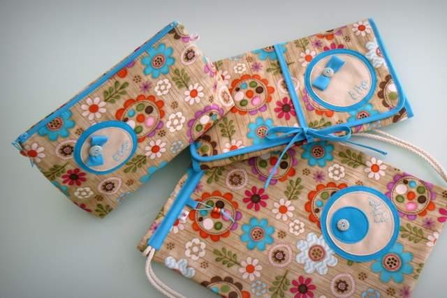 set de bebe personalizado varias piezas artesanal punt a punt-008