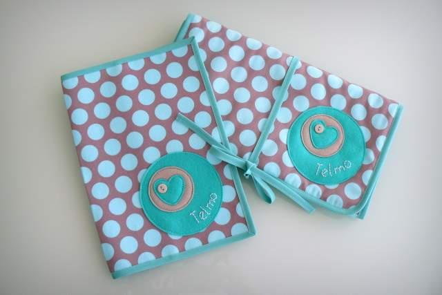 set de bebe personalizado varias piezas artesanal punt a punt-014