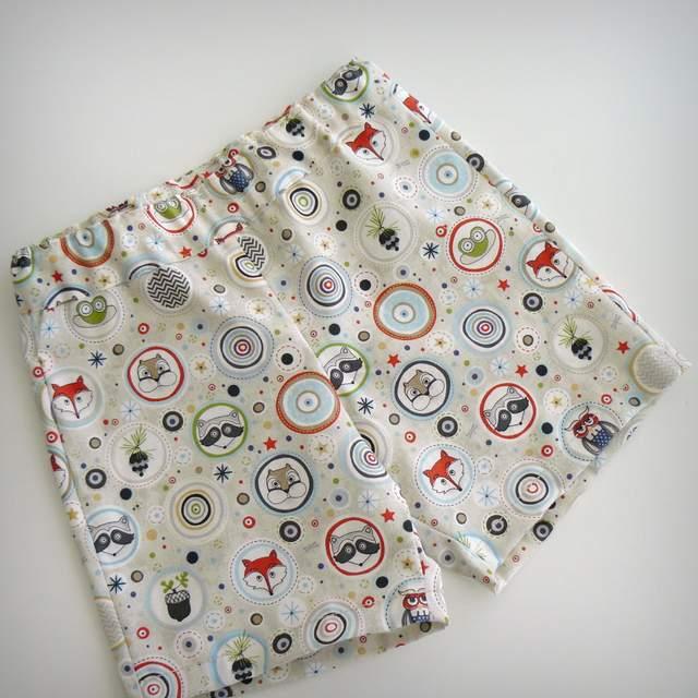 camiseta personalizada y pantalon infantil a juego nature life-008