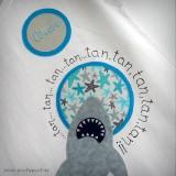 camiseta tiburon artesanal personalizada punt a punt-002