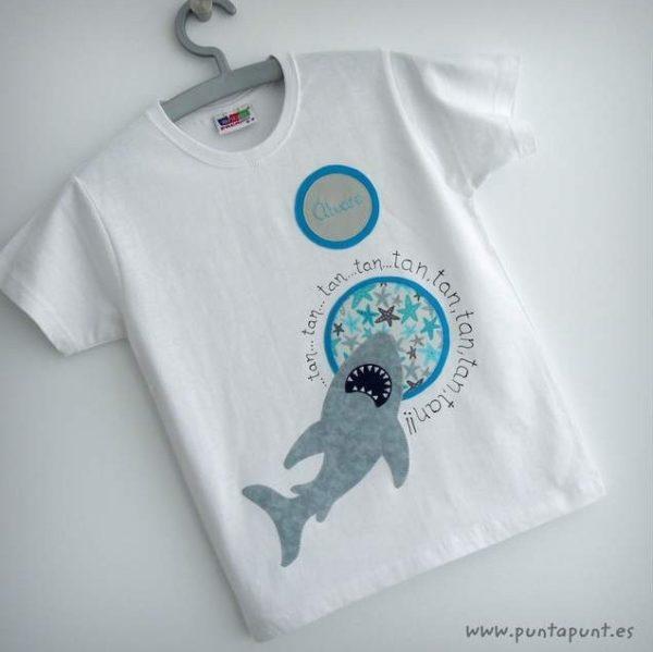 Camiseta «Tiburón»