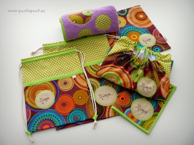 bata escolar y set escolar artesanal personalizado 2015 punt a punt-028
